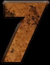 significado numero 7