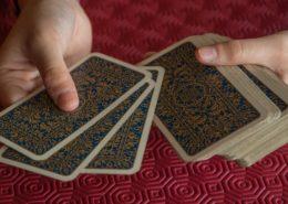 tirada de cartas